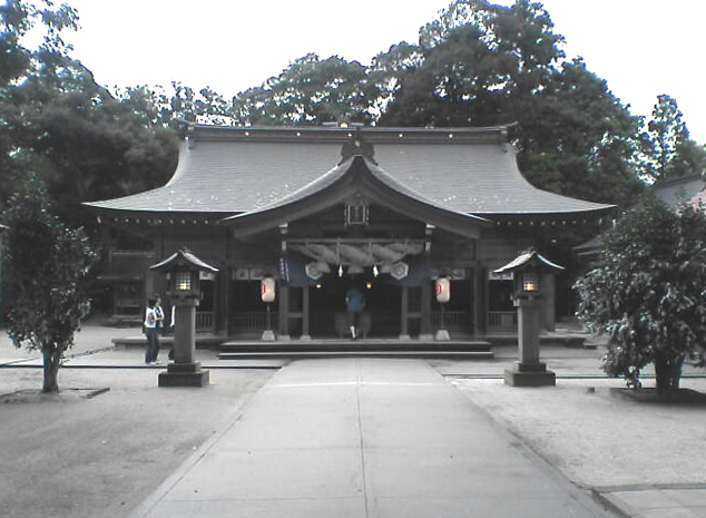 yaegaki